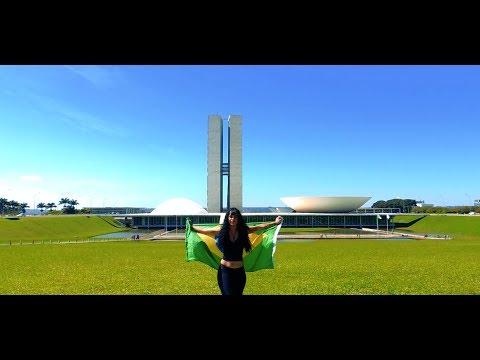 Flor - Ordem e Progresso ( Clipe Oficial em Brasília )