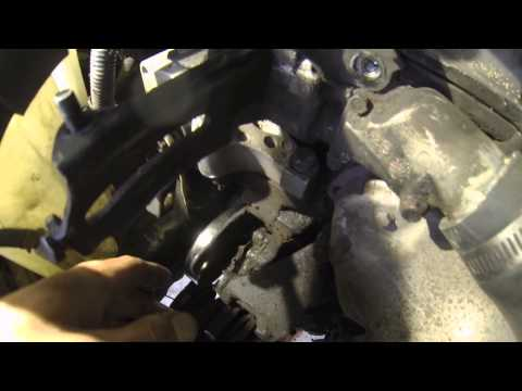 1996 Nissan Altima Water Pump Replacement - YouTube