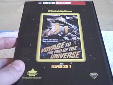 Ikarie XB 1 (Voyage to the End of the Universe) DVD REVIEW