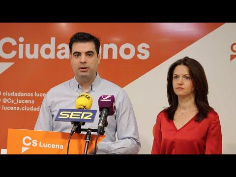 VÍDEO: Ciudadanos plantea alternativas a la suspensión de la Feria del Valle y pide ayudas para feriantes.