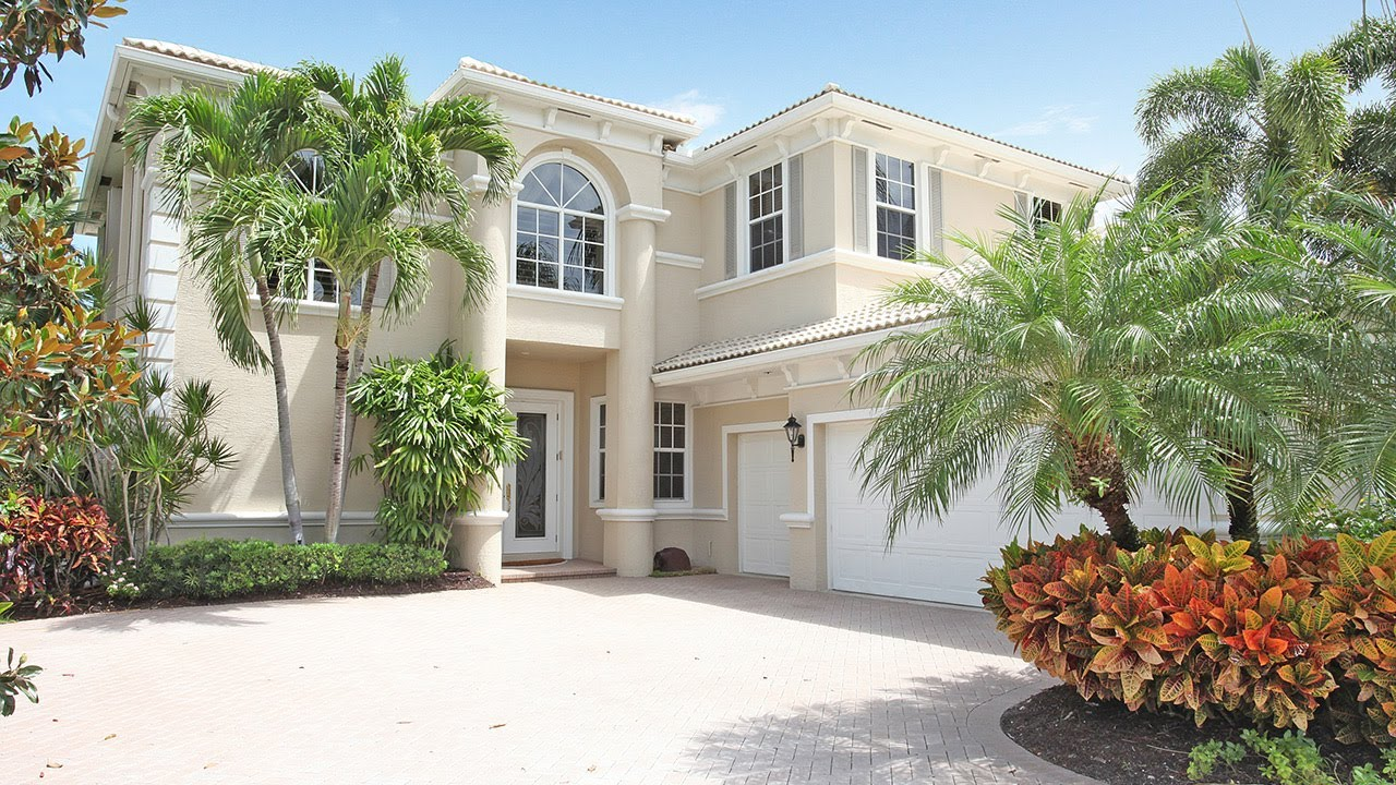 143 San Marco Drive Palm Beach Gardens Florida 33418 - YouTube