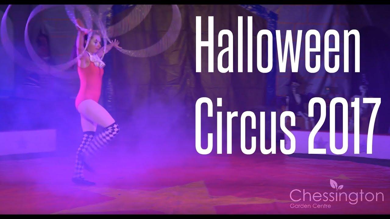 Halloween Circus 2017 Youtube