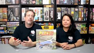 Unboxing of Planes by AEG