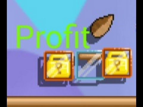 Growtopia Can You Make Profit From 50 Platform Seeds Youtube