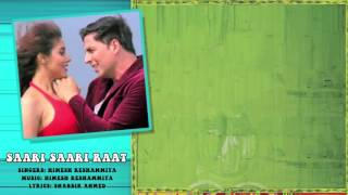 Saari Saari Raat   Full Song with Lyrics   Khiladi 786