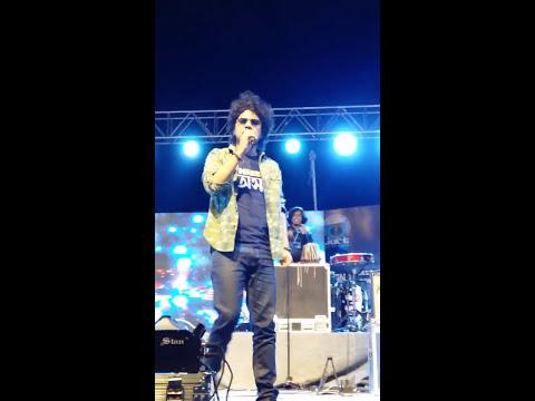 Humnava by Papon Original Song Live Concert Jaypee JUET