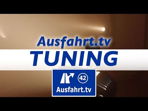 Ausfahrt.TV - Tuning - Der Beginn! from YouTube · Duration:  8 minutes 15 seconds