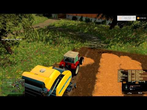 Episode 1 carrière suivie La Vieille France / Farming Simulator 2015