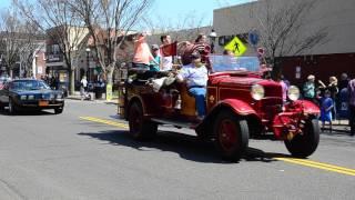 Garden City Car Parade - Easter 2017