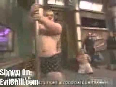 jerry springer Midget fight on