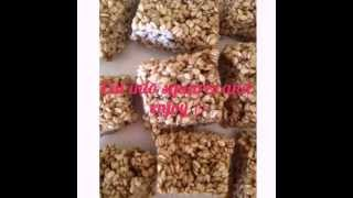 Healthy No Bake Sesame Cookie Snacks - 2 Ingredients! Mayatube