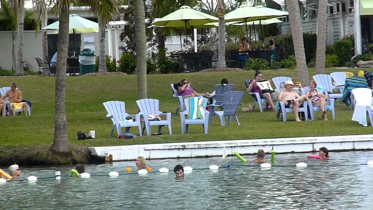 Warm Mineral Springs In North Port Florida Healing Waters YouTube - Florida map north port
