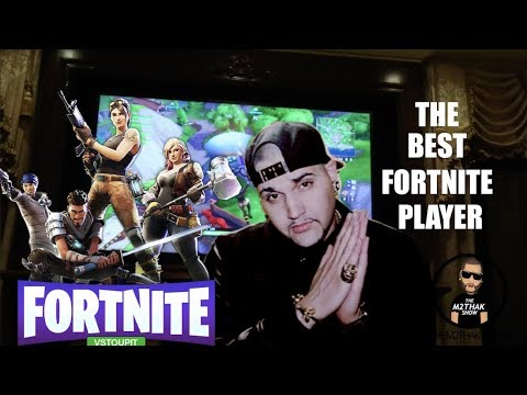 BEST FORTNITE PLAYER EVER - YouTube