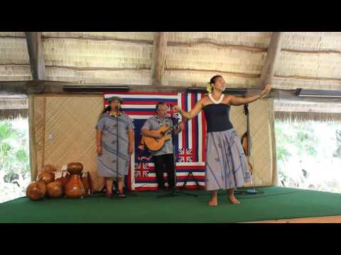 Hawaii Polynesian Cultural Center - Hawaii Village (Part-2) - 06_15_2016