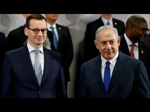 بولندا الغاضبة من اتهامها بمعاداة السامية تلغي مشاركتها في قمة بإسرائيل