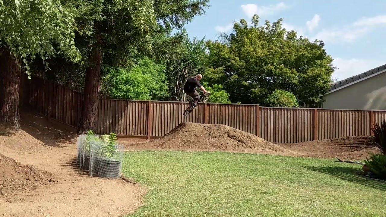Backyard Bmx Jumps - Bmx United