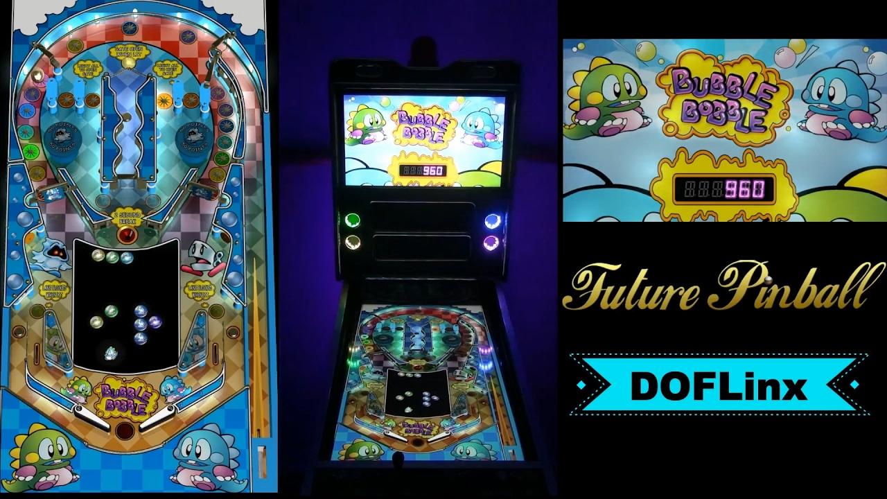PinKadia! The Ultimate virtual Pinball / Arcade / PC combo cabinet