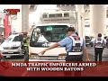 MMDA Traffic Enforcers Armed with Wooden Batons   Motoring News