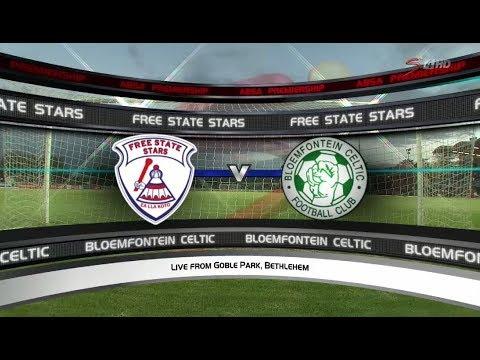 Absa Premiership 2017/18 | Free State Stars vs Bloemfontein Cetlic