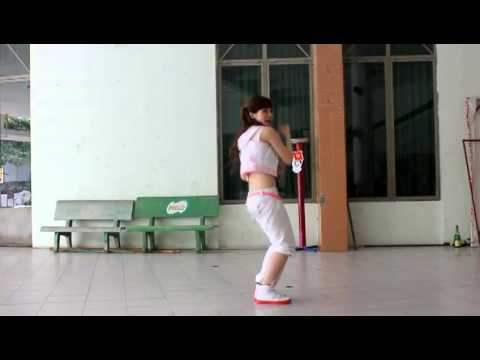 I luv Kpop Nhảy Cover Gee!SNSD Dance Cover by R o s a Alba
