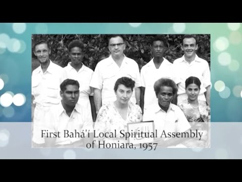 The Bahá'í Faith in the Solomon Islands