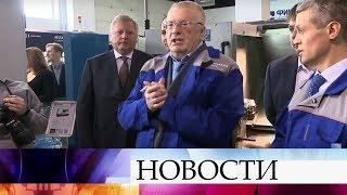Социально-экономические вопросы во главе угла на встречах кандидатов в президенты РФ.