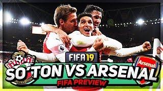 WILL THE DEFENSIVE CRISIS COST US??? | Frank vs FIFA 19 | Southampton vs Arsenal