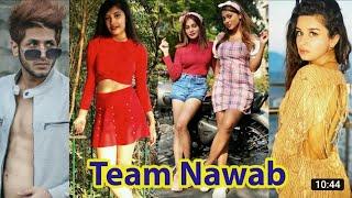 team nawab new tik tok today | bulati hai magar janay ka nahi | team nawab latest tik tok today