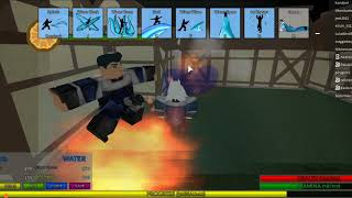 Roblox: Avatar The Last Airbender