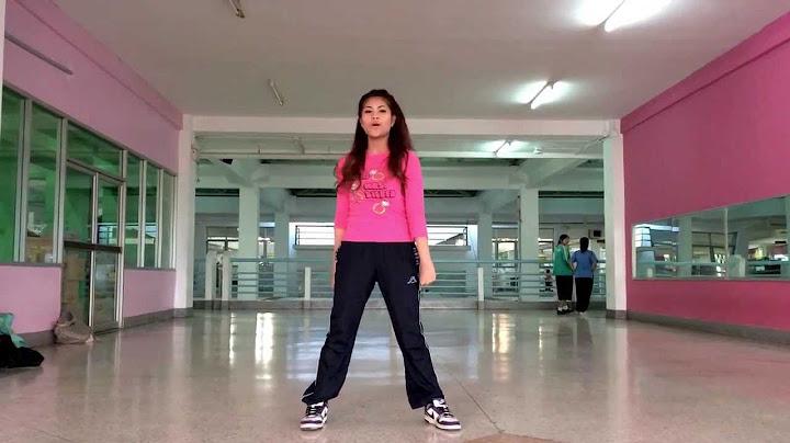 eenie meenie dance justin bieber flashmob thailand