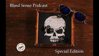 """Blind Sense Podcast Special Edition - Aventuria Adventure Card Game: Let's Play """"Adventure Mode!"""""""
