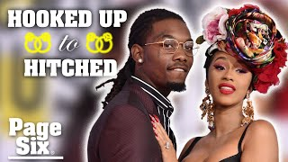 Cardi B and Offset's relationship rocked the rap world | Page Six Celebrity News