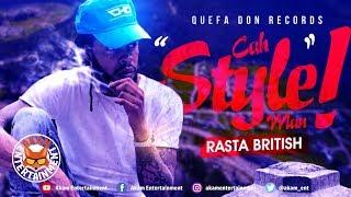 Rasta British - Style Mon - March 2019