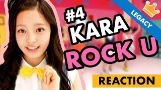 KARA (카라) – Rock U (락유) – KPOP LEGACY REACTION - (Kamilia Mu…