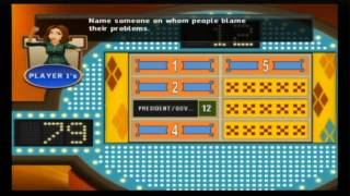 Family Feud: Decades Review (Wii)