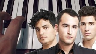 Creo en Ti / Reik / Piano  Tutorial / Cover / Notas Musicales