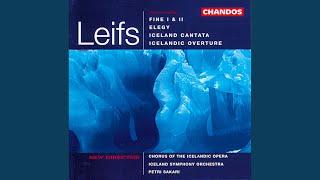 Iceland Cantata (Islandskantata) , Op. 13: VI. Allegro furioso