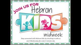 Hebron Kids Midweek 10 21 2020