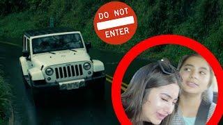 DRIVING HAWAII'S MOST DANGEROUS ROAD