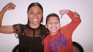 Parents and Transgender Children Read Powerful Affirmations   The Scene