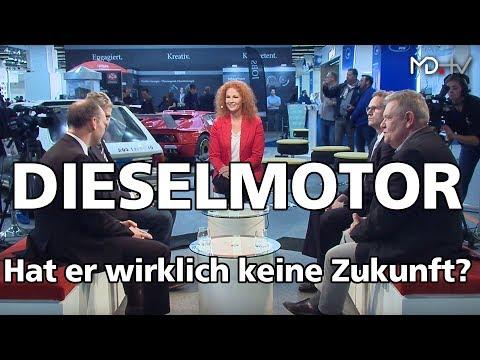 MD.IAA 2017 TALK - Diesel 4.0: Game Changer oder Sackgasse?
