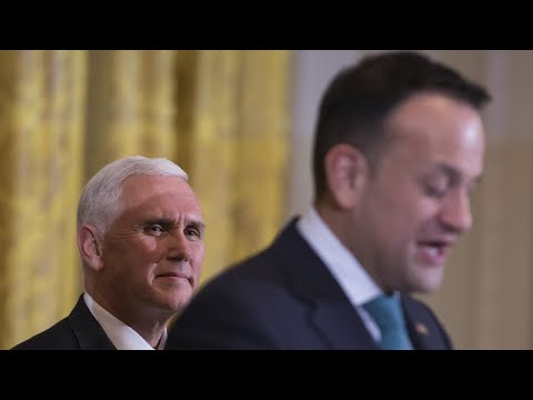 Pence Reportedly Asked for Closed Event With Ireland's PM