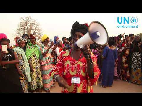 Weathering the storm of climate change in The Gambia