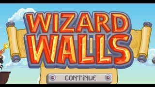 Wizard Walls-Walkthrough