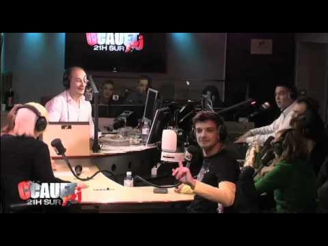 Nicola Sirkis chez Cauet sur NRJ  Radio