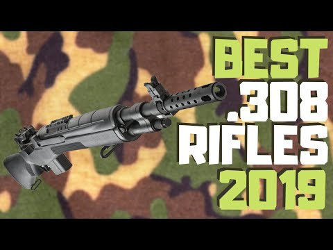 Best 308 Rifle | Top 7 .308 Rifles Reviews [2019]