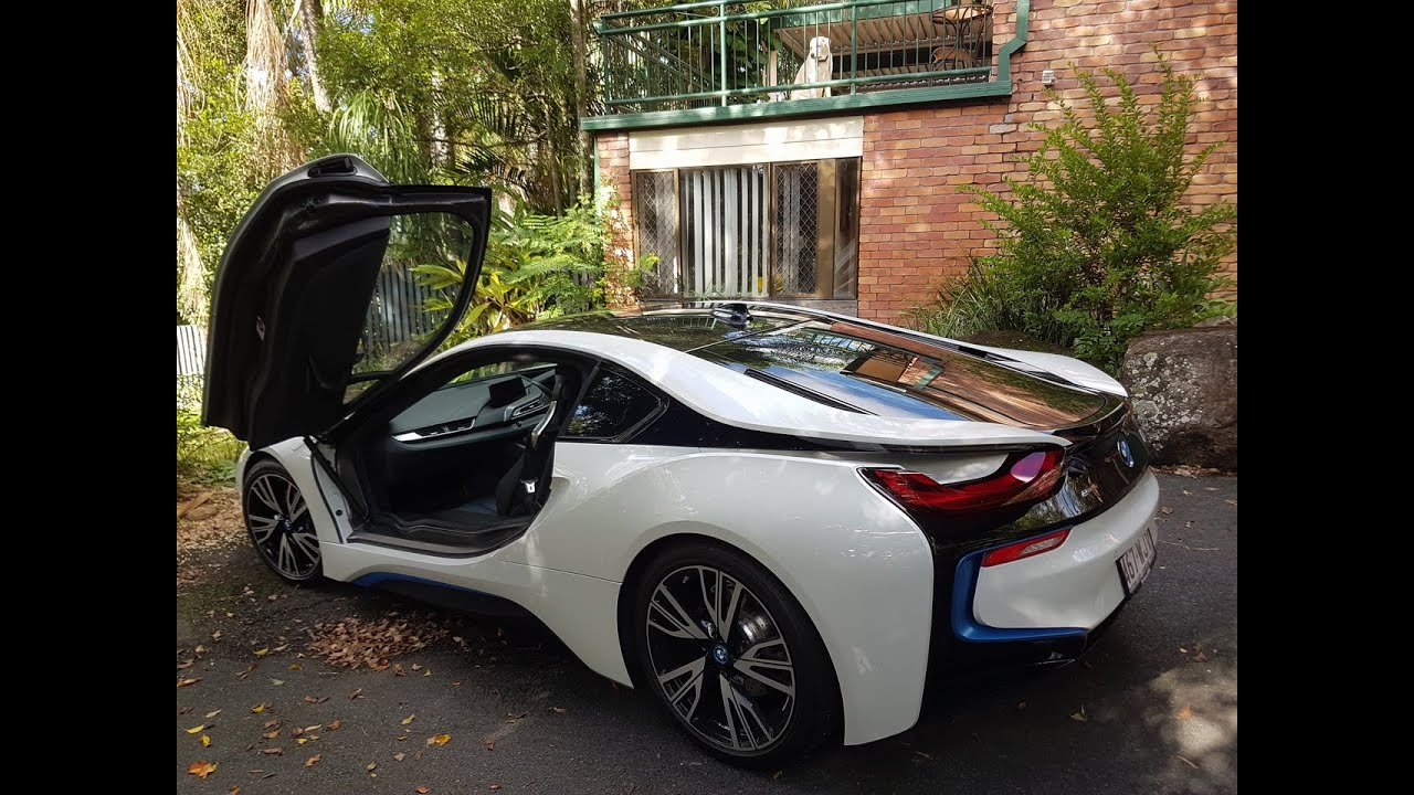 My Bmw I8 Hybrid Test Drive And Review Bmwi8 Hybrid Youtube