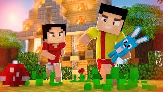 Minecraft: MÔNICA TOY-O COELINHO DA MÔNICA FOI ROUBADO!