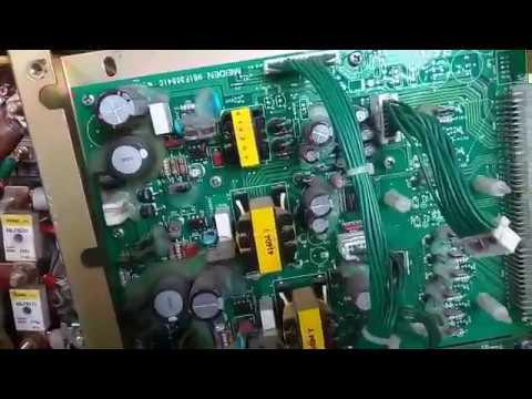 Ремонт электрики вилочного электропогрузчика TCM FB10