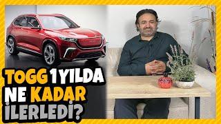 TOGG'da son durum: Türkiye'nin Otomobili 1 yılda ne kadar ilerledi?